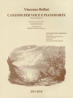 Vincenzo Bellini - Canzoni Per Voce