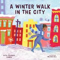 A Winter Walk in the City
