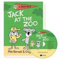 Very 얼리챕터북 Jack Book 05 Jack At the Zoo (원서 & CD)