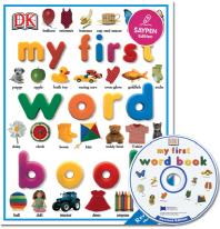 사전 DK My First Word Book (오디오 CD 1장 포함/Saypen Edition)