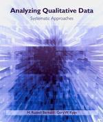 Analyzing Qualitative Data