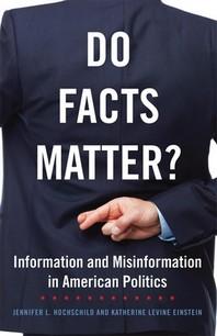 Do Facts Matter?, Volume 13
