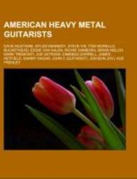 American Heavy Metal Guitarists