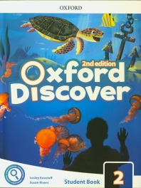 Oxford Discover: Level 2: Student Book Pack