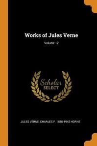Works of Jules Verne; Volume 12