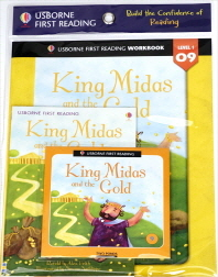 Usborne First Reading Workbook Set 1-9 : King Midas and the Gold