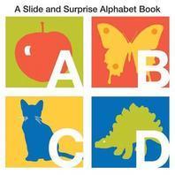 A Slide and Surprise Alphabet Book- 플랩북