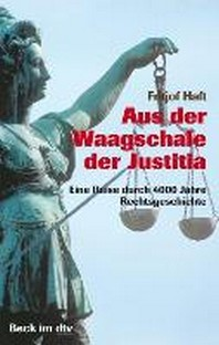Aus der Waagschale der Justitia