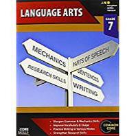 Steck-Vaughn Core Skills Language Arts. 7