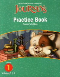 Journeys Practice Book Grade. 1 (Teacher's Edition)