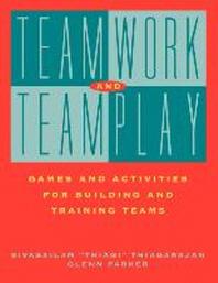 Teamwork Teamplay Games Activities
