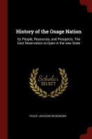 History of the Osage Nation