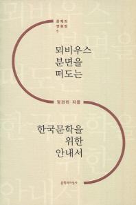 뫼비우스 분면을 떠도는 한국문학을 위한 안내서