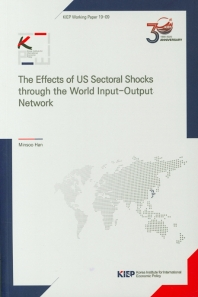 The Effects of US Sectoral Shocks through the World Input-Output Network