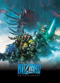 블리자드 아트북(The Art Of Blizzard Entertainment)