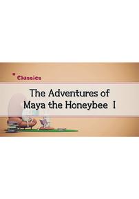 The Adventures of Maya the Honeybee