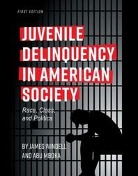 Juvenile Delinquency in American Society
