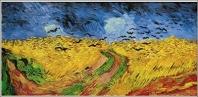 재원브로마이드. 4: 고흐/까마귀가 날고 있는 밀밭