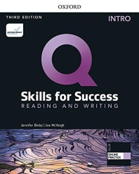 Q: Reading and Writing Intro SB with Online Practice