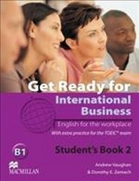 Get Ready for International Business. 2(Student's Book)(B1)