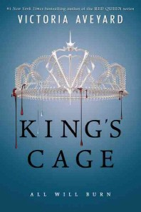 King's Cage ( Red Queen Book 3 )