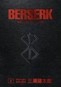 Berserk Deluxe Volume 8