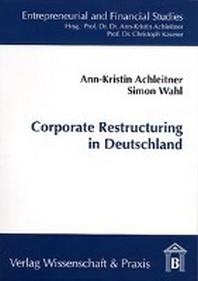 Corporate Restructuring in Deutschland