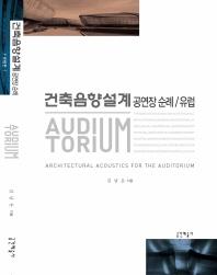 건축음향설계 공연장 순례: 유럽
