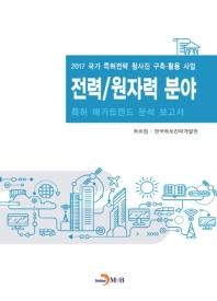 전력 원자력 분야 특허 메가트렌드 분석 보고서 2017