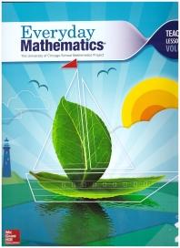 Everyday Mathematics 4, Grade 2, Teacher Lesson Guide, Volume 1    4th