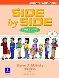 Side by Side 4. (Activity Workbook)
