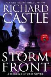 Storm Front ( a Derrick Storm Novel) (Castle)