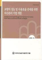 교량의 성능 및 사용효율 증대를 위한 자산관리 기법개발(2009 12)