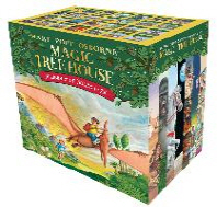 Magic Tree House : A Library of Books 1-28