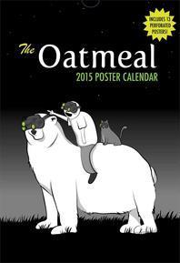 The Oatmeal Poster Calendar