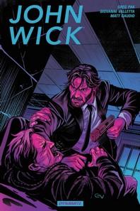 John Wick Vol. 1 Hc Signed