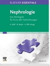 Elsevier Essentials Nephrologie