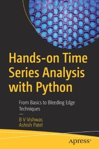 Hands-On Time Series Analysis with Python