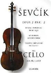 Sevcik for Cello - Opus 2, Part 2