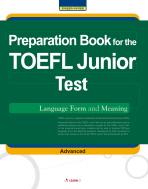 Preparation Book for the TOEFL Junior Test : LFM (Advanced)