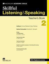 Skillful 2 L&S Teacher's Book Pack