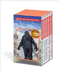 Box Set #6-1 Choose Your Own Adventure Books 1-6