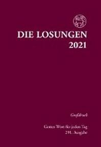 Die Losungen fuer Deutschland 2021 - Grossdruck, gebunden