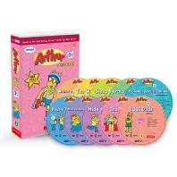 아서 3집 10종세트 ARTHUR(DVD)