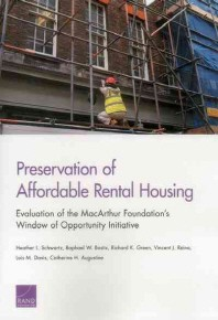 Preservation of Affordable Rental Housing