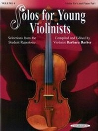 Solos for Young Violinists, Vol 4