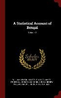 A Statistical Account of Bengal; Volume 2
