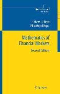 Mathematics of Financial Markets (Springer Finance)