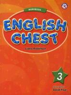 ENGLISH CHEST. 3(WORKBOOK)