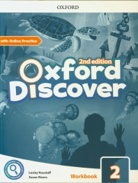 Oxford Discover Level 2: Workbook with Online Practice